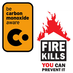 Be Fire Aware - call High Hat Sweeps